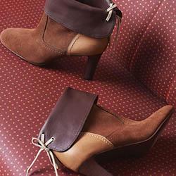 Четирите най-актуални тенденции при дамските есенно-зимни обувки