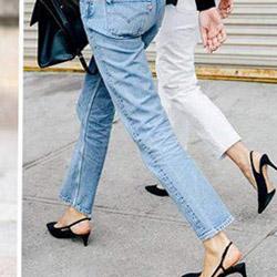 Как да комбинирате модерните обувки в стила на 50-те?