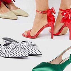 Впечатляващи тенденции в пролетните обувки