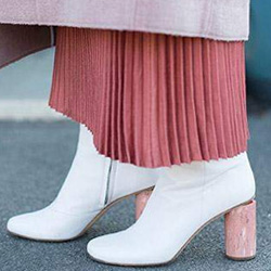 5 причини да носите бели ботуши