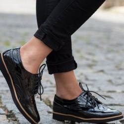 Обувки оксфордки