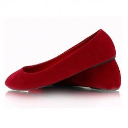 Червени балеринки