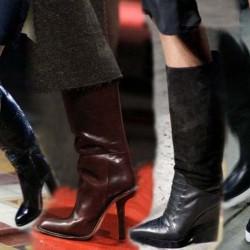 Обувките на модерната жена
