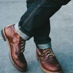 Правилно съчетаване на мъжки обувки