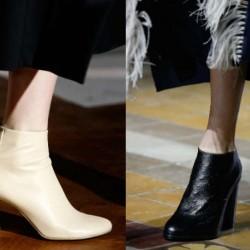 Актуални тенденции при обувките