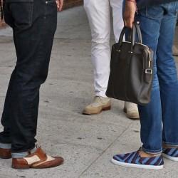 Мъжете и обувките
