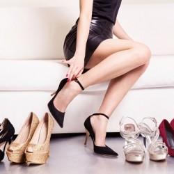 Видове обувки и подходящите за тях дрехи