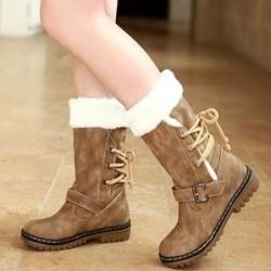 Мода и удобство при обувките през зимата