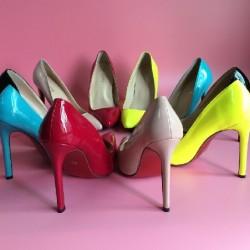 Любопитно – проектираха удобни обувки с високи токове