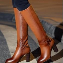 Как да изберем зимни дамски обувки?