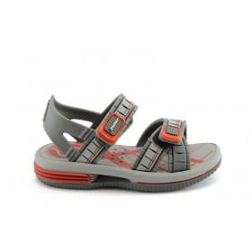 Детски сандали - висококачествен pvc материал - червени - EO-1430