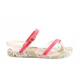 Детски сандали - висококачествен pvc материал - розови - EO-1124
