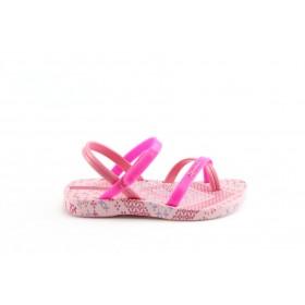 Детски сандали - висококачествен pvc материал - розови - EO-1138