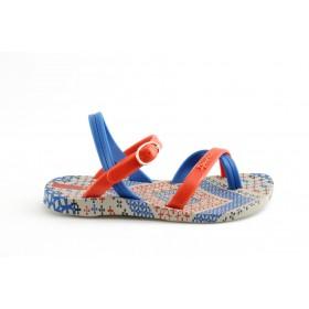 Детски сандали - висококачествен pvc материал - сини - EO-1144