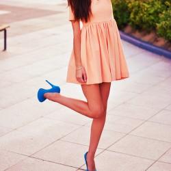 Обувки според роклята