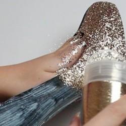 Как да преобразите старите си обувки