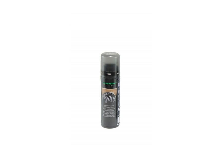Течна боя - велур и набук - черни - EO-8986