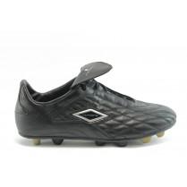 Спортни мъжки обувки - еко-кожа - черни - EO-2849