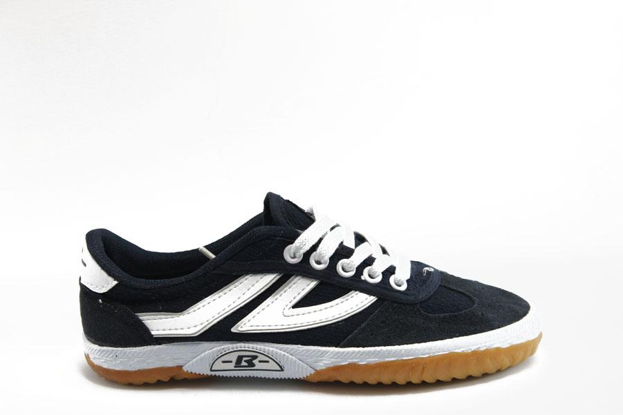 Юношески маратонки - естествен велур - сини - EO-5964