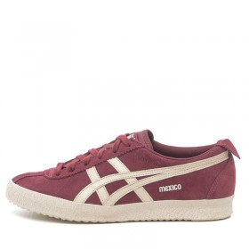 Мъжки кецове Asics Onitsuka Tiger Mexico Delegation burgundy