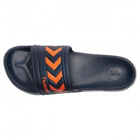 Мъжки джапанки Hummel Larsen Slipper blue/orange