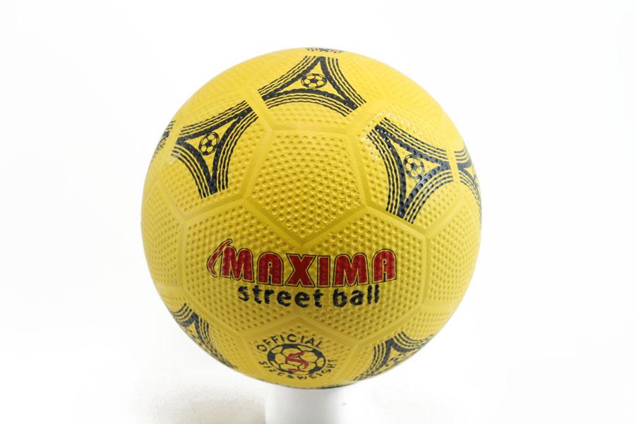 Футболна топка - гумен материал -  - EO-2865