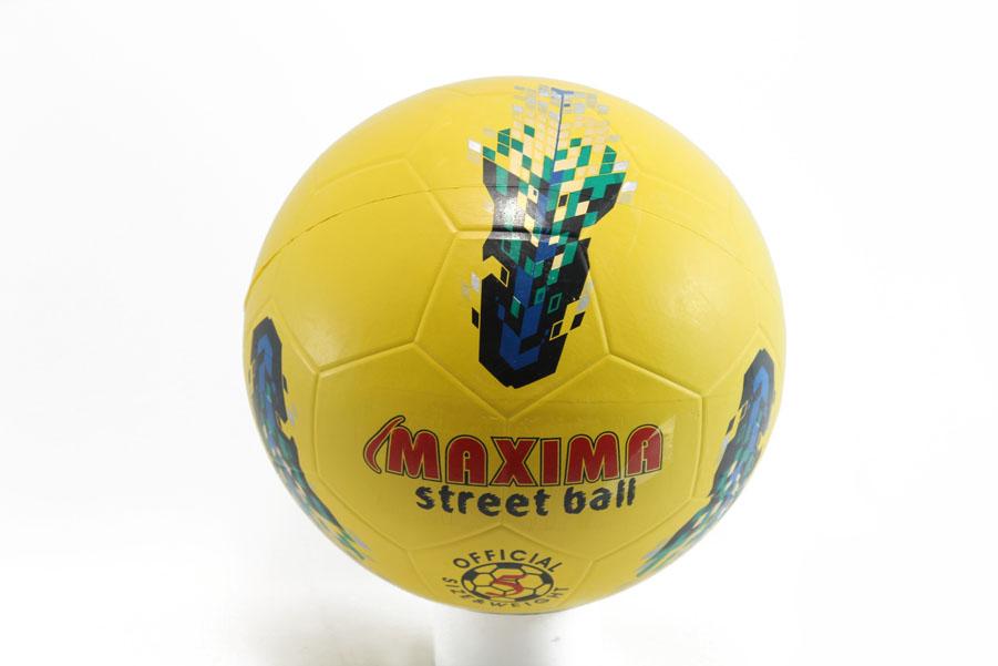 Футболна топка - гумен материал -  - EO-2868