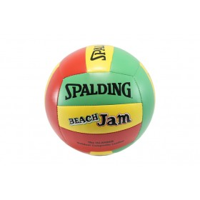 Волейболна топка - висококачествена еко-кожа -  - Spalding Beach Jam 480