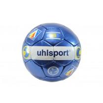 Футболна топка - висококачествен pvc материал - сини - Uhlsport Themis series син 752