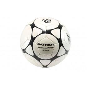 Футболна топка - висококачествен pvc материал - бели - Patriot Brilliant Pro
