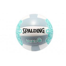Волейболна топка - висококачествена еко-кожа -  - Spalding Wave 085