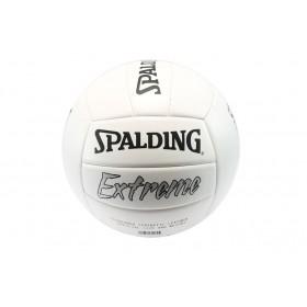 Волейболна топка - висококачествена еко-кожа - бели - Spalding Extreme 725