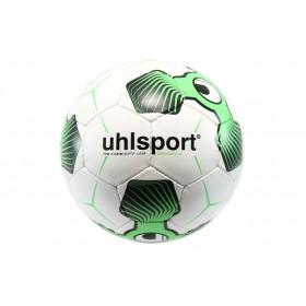 Футболна топка - висококачествен pvc материал - бели - Uhlsport Rebell бял 616